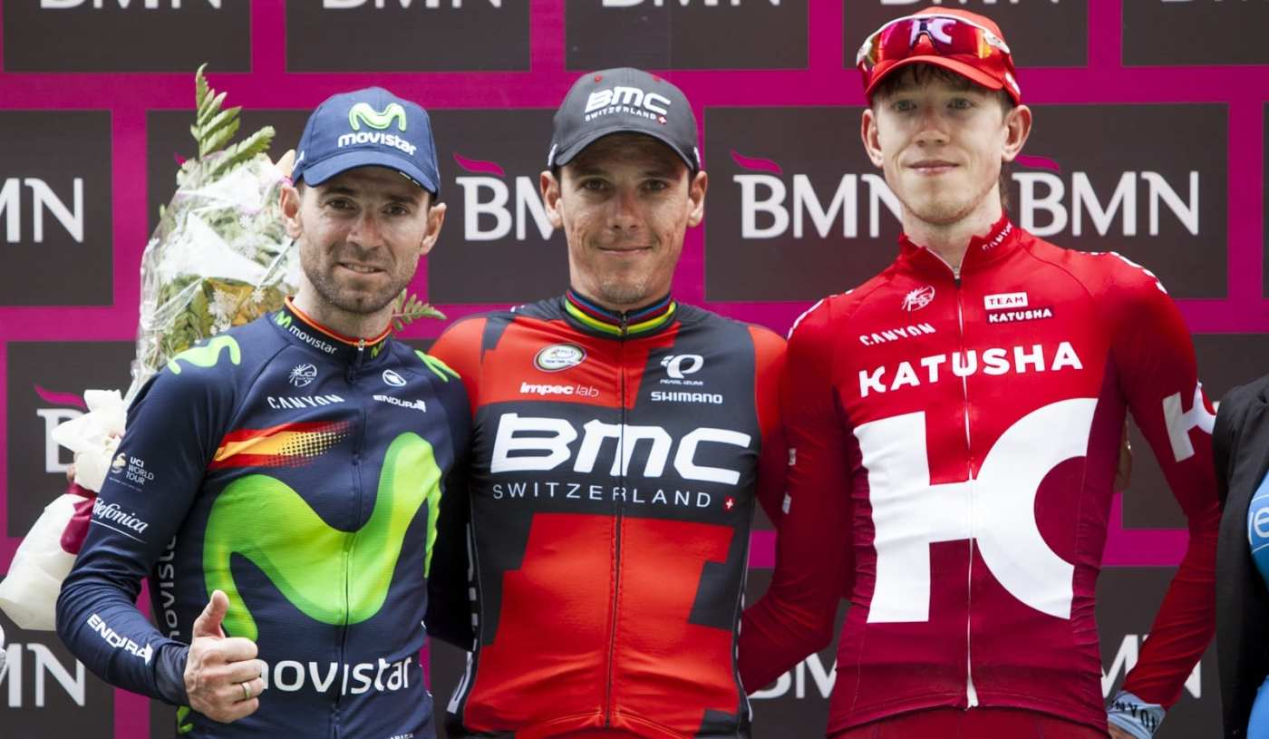 XXXVI Vuelta Ciclista Internacional de Murcia 2016, 13-02-2016