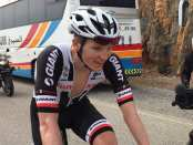 Soren Kragh Andersen gana la tercera etapa del Tour de Omán