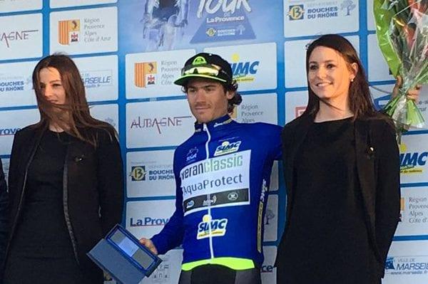 Justin Jules gana la primera etapa del Tour La Provence