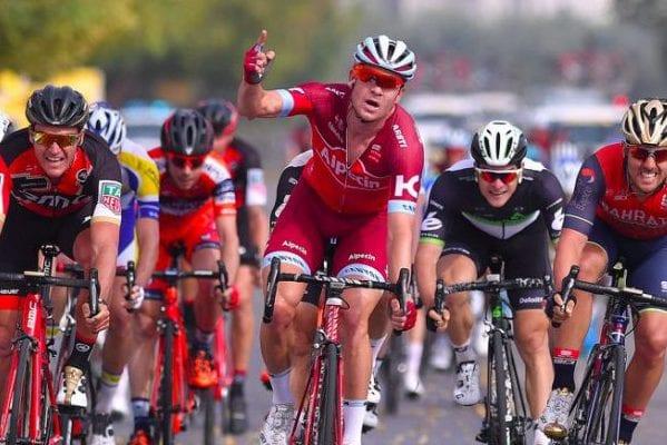 Kristoff gana la cuarta etapa del Tour de Omán
