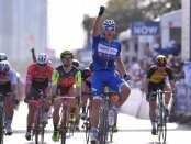 Marcel Kittel gana la segunda etapa del Dubai Tour