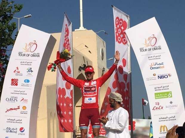 Kristoff gana la primera etapa del Tour de Oman