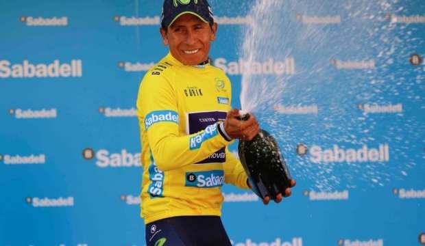 Nairo Quintana gana la Volta a la Comunitat Valenciana