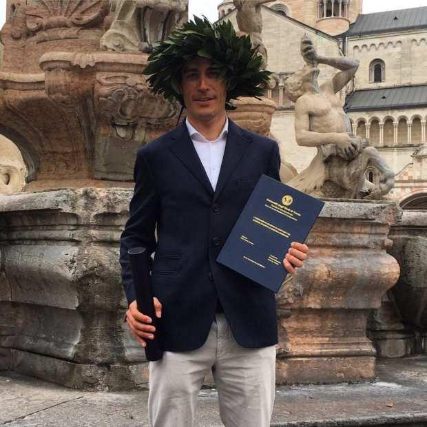 Quinziato ya es doctor en Derecho