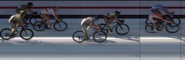 Photo Finish Volta a Catalunya