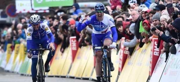 Demare gana la primera etapa de la París Niza