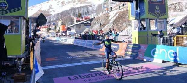Quintana gana en el Terminillo