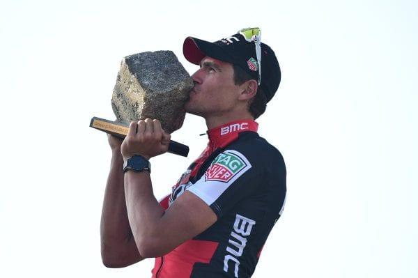 Greg Van Avermaet, ganador de París - Roubaix
