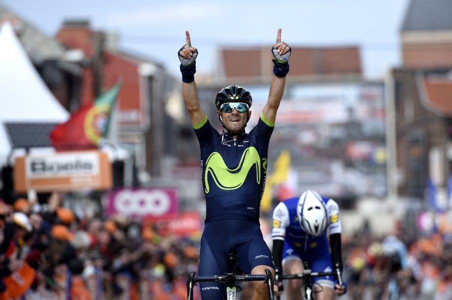 Alejandro Valverde gana la Lieja - Bastoña - Lieja