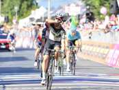 Omar fraile gana en el Giro de Italia