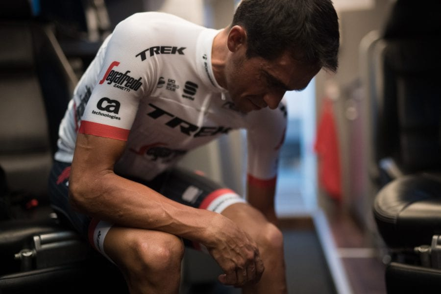 Contador en el Tour de Francia