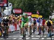 Kittel gana en el Tour de Francia