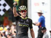 Alex Edmondson gana el campeonato de Australia