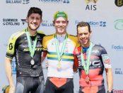 Rohan Dennis gana el campeonato de Australia de contrarreloj