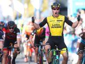 Danny Van Poppel gana la primera etapa de la Volta a la Comunitat Valenciana