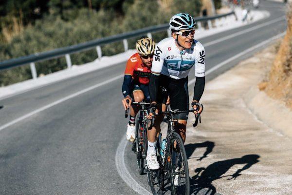 Kwiatkowski se lleva la 2ª etapa de la Vuelta al Algarve