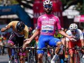 Fernando Gaviria gana la 3ª etapa de la Colombia Oro y paz