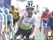 Cavendish gana la tercera etapa del Dubái Tour