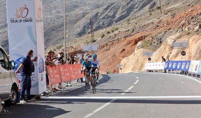 Miguel Ángel Lopez gana en Green Mountain