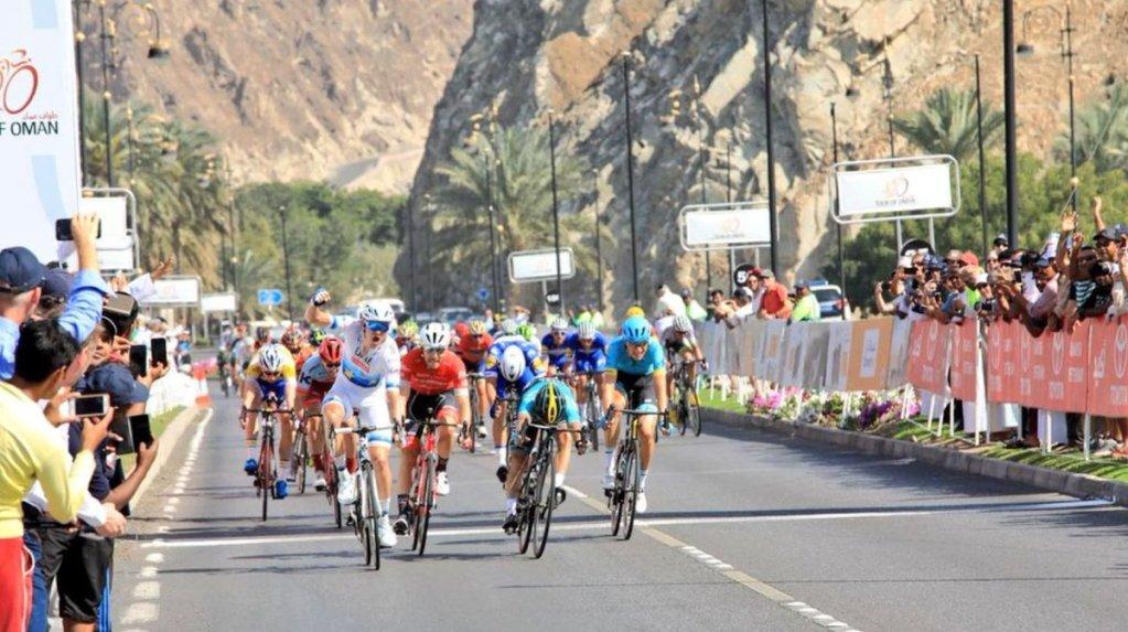 Alexander Kristoff gana la 6ª etapa del Tour de Omán