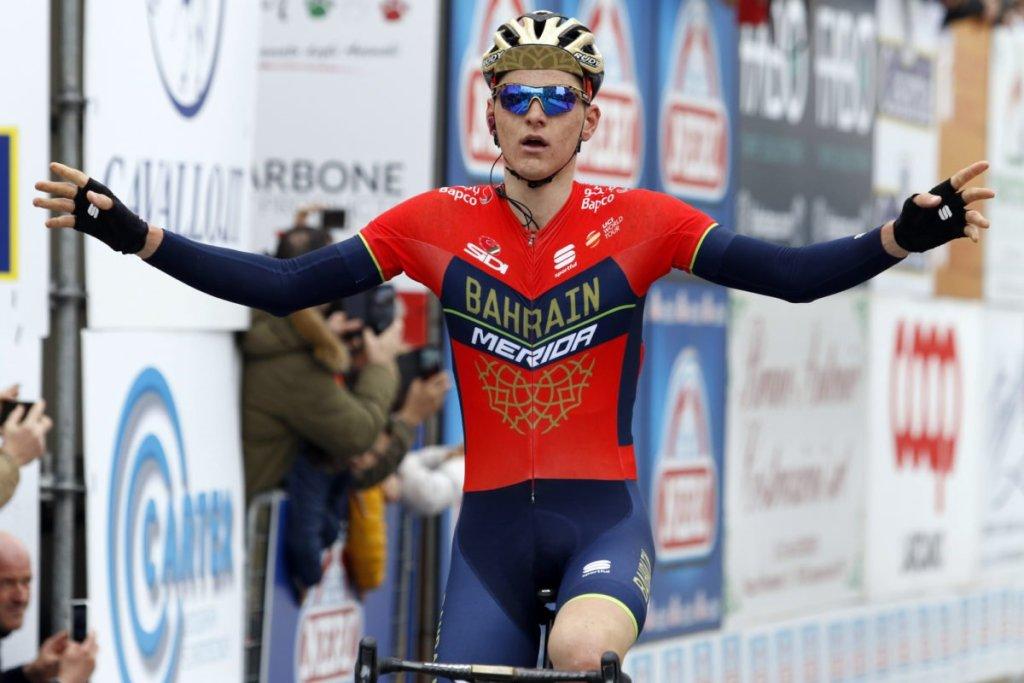 Matej Mohoric gana el GP Larciano