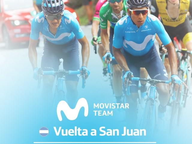 Movistar-Vuelta San Juan
