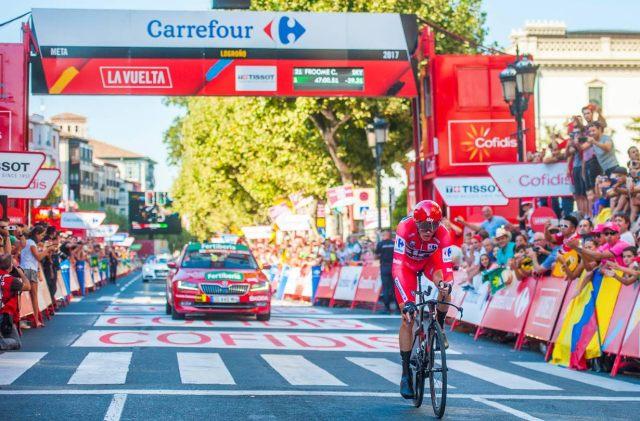 La Vuelta 100719