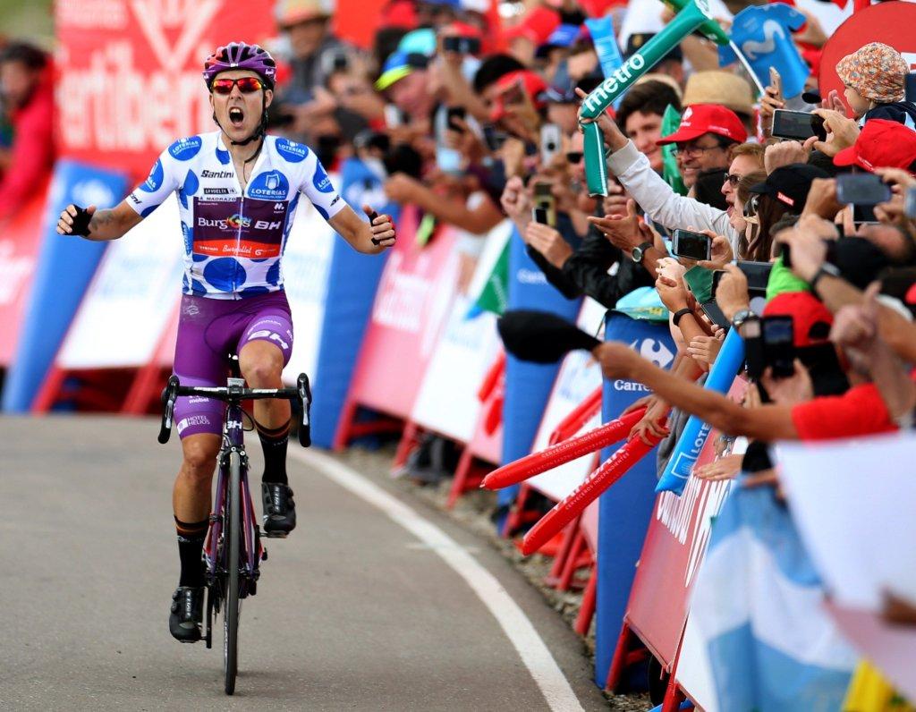 Madrazo ganando en Javalambre