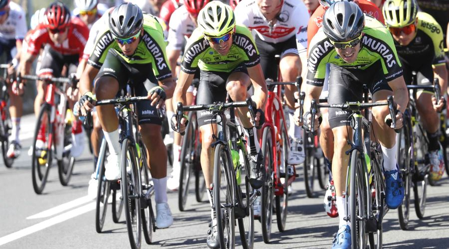 Cycling: Vuelta España 2019 / Tour of Spain 2019/ La Vuelta/ Etapa 2/ Stage 2/