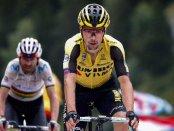 Roglic novena etapa Vuelta a España