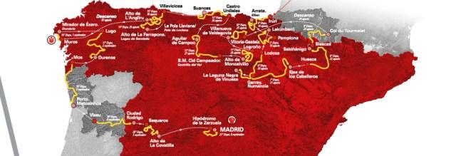 La Vuelta 171219