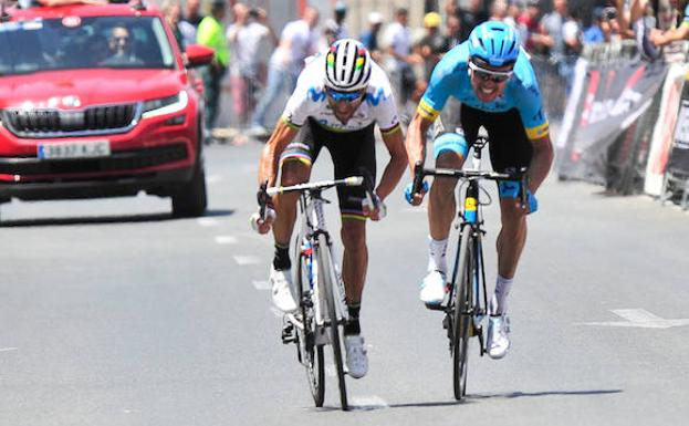 Valverde Luis Leon Vuelta a Murcia 2020