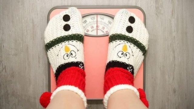 Perder peso después de Navidad