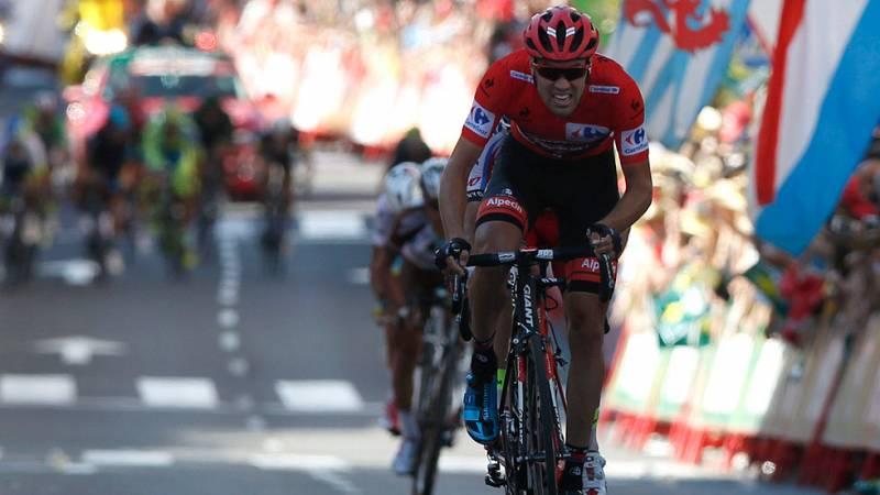 Dumoulin Vuelta a España 2015