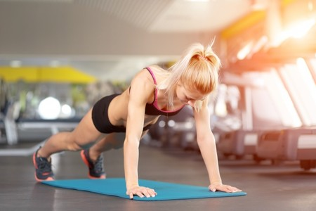 Rutina de ejercicios Core