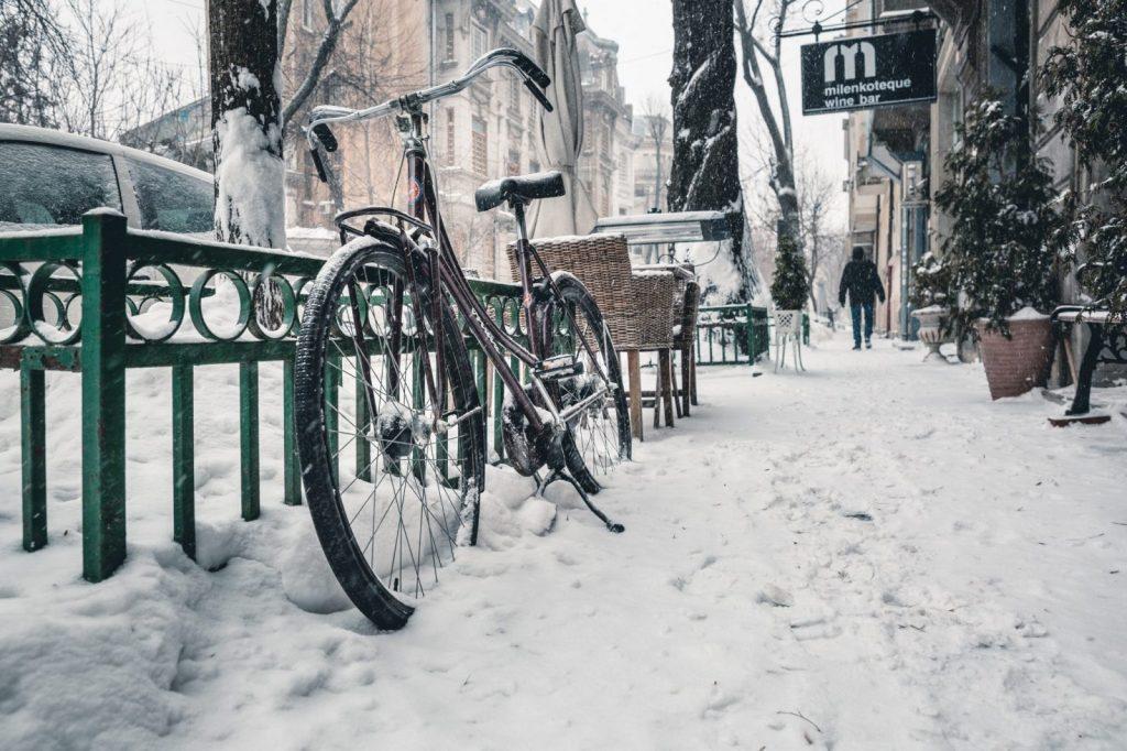 ropa de ciclismo en invierno