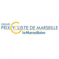 Logo Grand Prix Cycliste la Marseillaise
