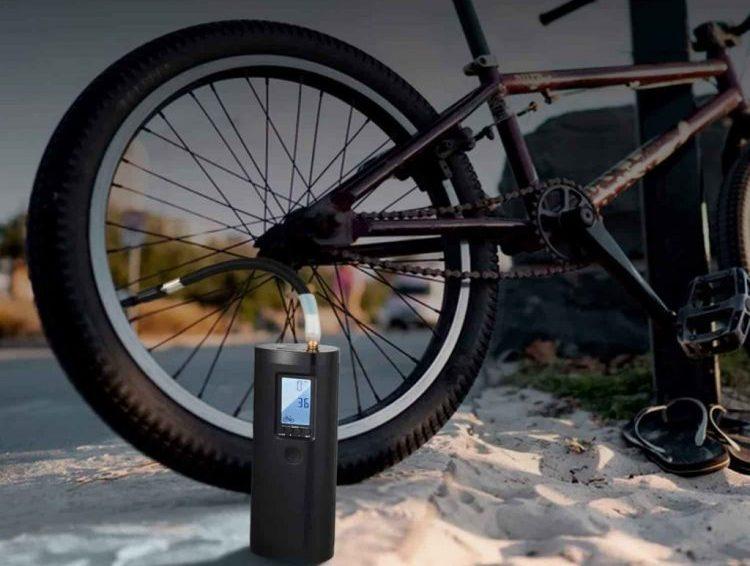 hinchadores eléctricos bicicleta