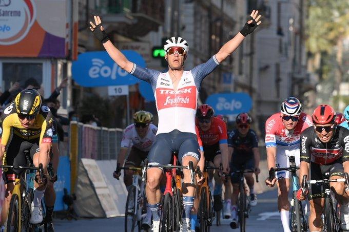 Jasper Stuyven gana la Milán - San Remo