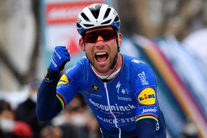 Mark Cavendish gana la segunda etapa del Tour de Turquía