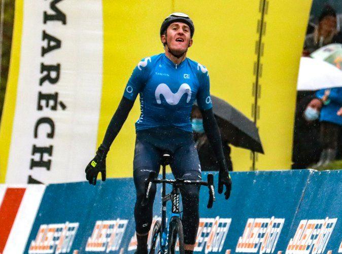 Marc Soler gana la tercera etapa del Tour de Romandía