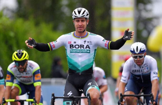 Peter Sagan gana la primera etapa del Tour de Romandía