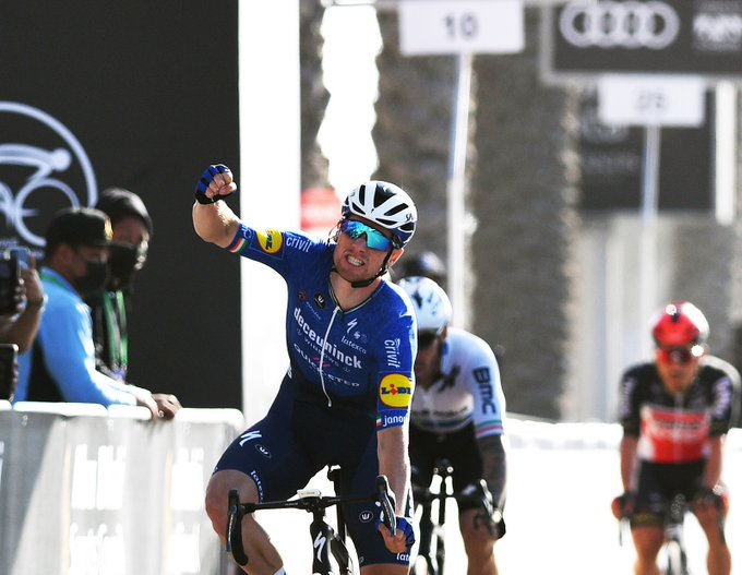 Sam Bennett gana la primera etapa de la Volta al Algarve