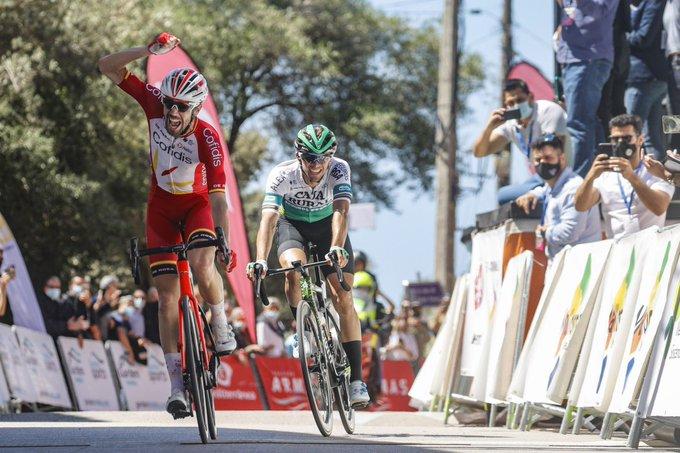 Jesús Herrada gana el Trofeo Serra Tramuntana