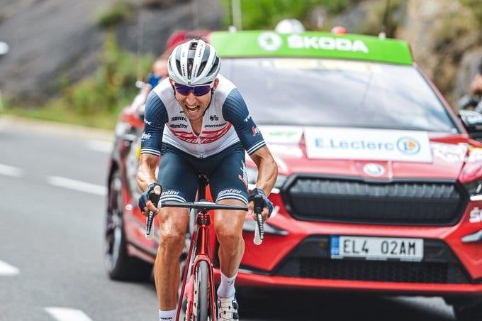Bauke Mollema gana la 14ª etapa del Tour de Francia