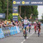 VÍDEO | Zimmermann, etapa y liderato en el Tour de L´Ain