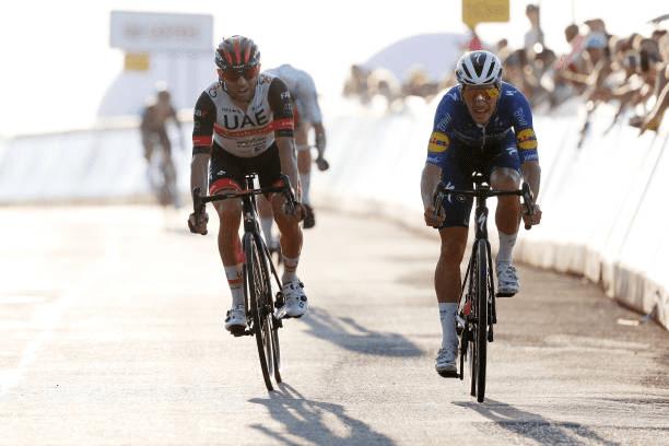 Joao Almeida ganó la 2ª etapa del Tour de Polonia