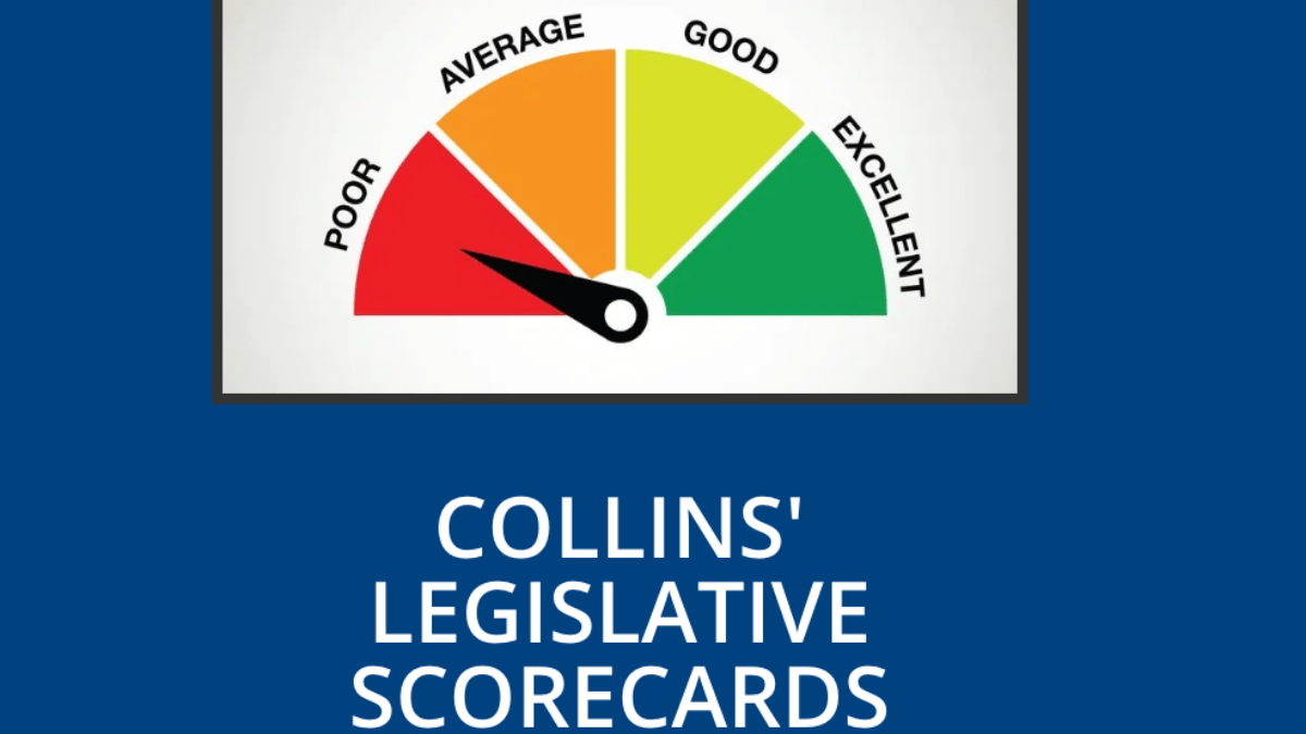 Screenshot from The Case Against Collins