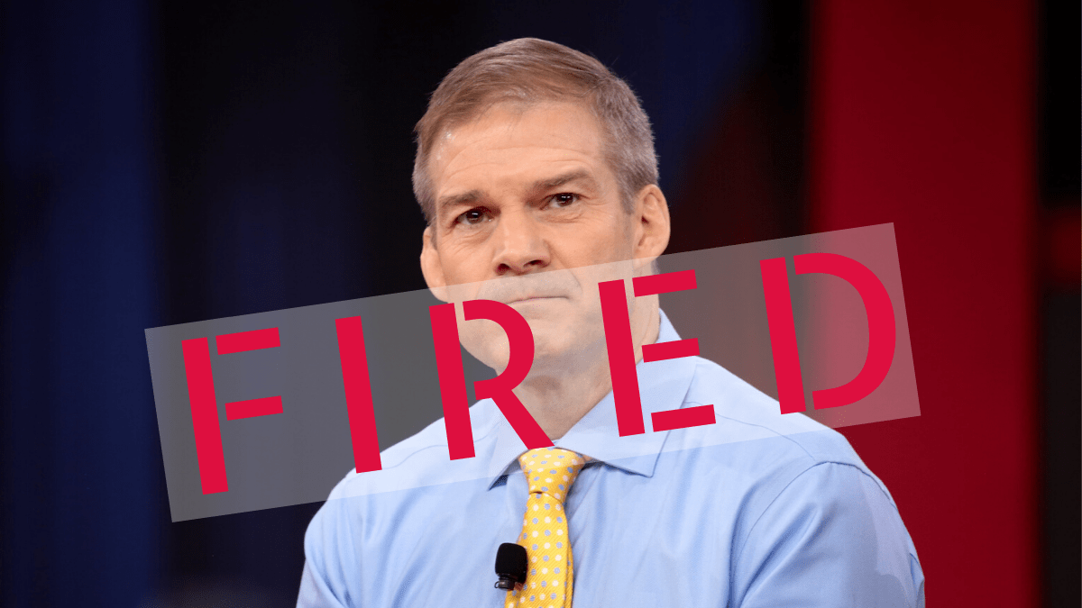 Adapted from photo of U.S. Congressman Jim Jordan speaking at the 2018 Conservative Political Action Conference (CPAC) in National Harbor, Maryland. Photo by Gage Skidmore. (CC BY-SA 2.0)