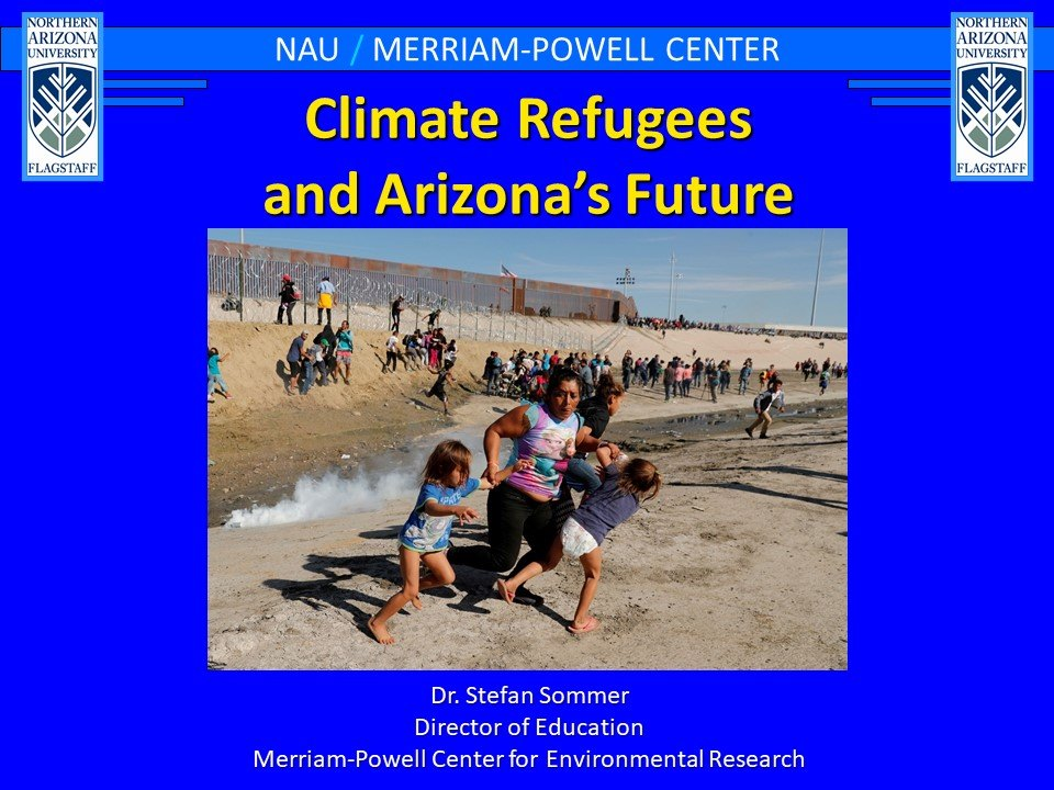 Image result for CLIMATE CHANGE RESEARCH AT NORTHERN ARIZONA UNIVERSITY
